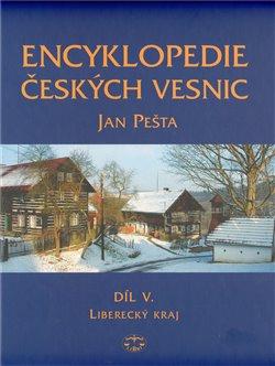Obálka titulu Encyklopedie českých vesnic V. – Liberecký kraj
