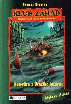 Obálka titulu Nestvůra z Dračího jezera