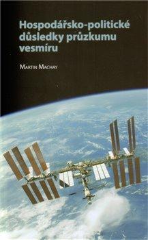 Obálka titulu Hospodářsko-politické důsledky průzkumu vesmíru