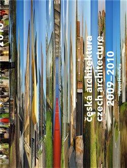 Obálka titulu Česká architektura 2009-2010