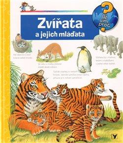 Obálka titulu Zvířata a jejich mláďata