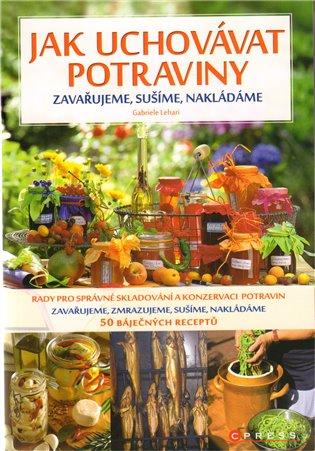 Jak uchovávat potraviny - Gabriele Lehari   Booksquad.ink