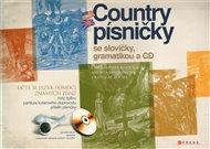 Country písničky se slovíčky, gramatikou a CD