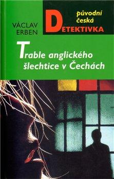 Obálka titulu Trable anglického šlechtice v Čechách