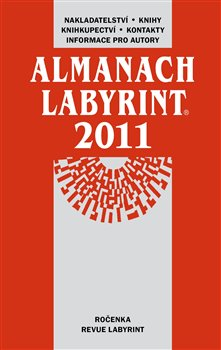 Obálka titulu Almanach Labyrint 2011