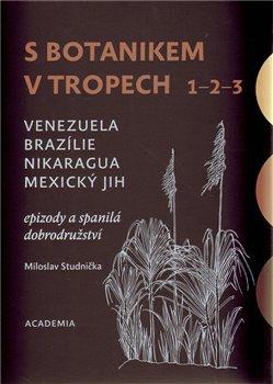 Obálka titulu S botanikem I-III