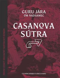 Obálka titulu Casanova Sútra