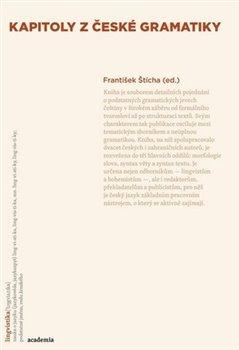 Obálka titulu Kapitoly z české gramatiky