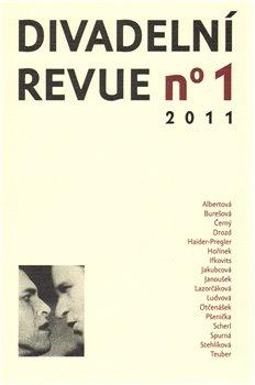 Obálka titulu Divadelní revue 2011/1