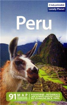 Obálka titulu Peru  - Lonely lanet