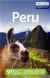 PERU - LONELY PLANET - 2. VYDÁNÍ