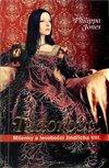 Obálka knihy Tudorovci