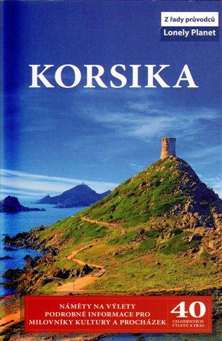 Korsika - Lonely Planet - -   Replicamaglie.com