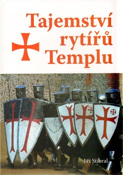 Obálka titulu Tajemství rytířů Templu