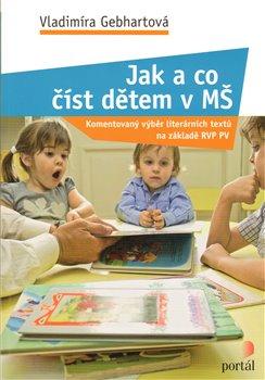 Obálka titulu Jak a co číst dětem v MŠ
