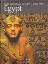 Obálka knihy Egypt -Lidé starověku