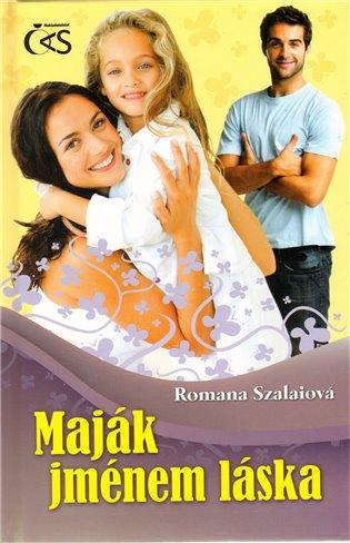 Maják jménem láska - Romana Szalaiová   Booksquad.ink