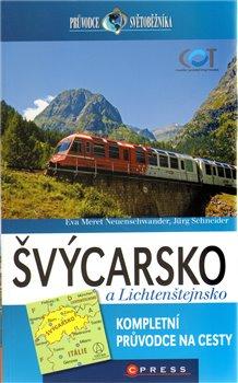 Obálka titulu Švýcarsko a Lichtenštejnsko