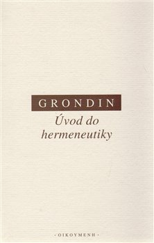 Obálka titulu Úvod do hermeneutiky