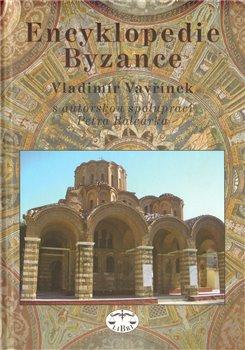 Obálka titulu Encyklopedie Byzance
