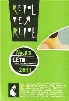 Obálka titulu Revolver Revue 83