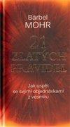 Obálka knihy 21 zlatých pravidel