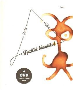 Obálka titulu Fyzické básnictví + DVD