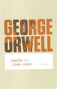 Obálka titulu Deníky II. (1940-1949)
