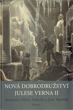 Obálka titulu Nová dobrodružství  Julese Verna II