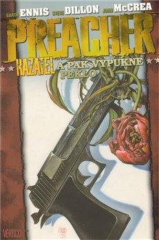 Obálka titulu Preacher 8.–A pak vypukne peklo