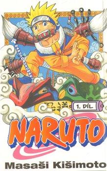 Obálka titulu Naruto 1.
