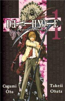 Obálka titulu Death Note 1 - Zápisník smrti