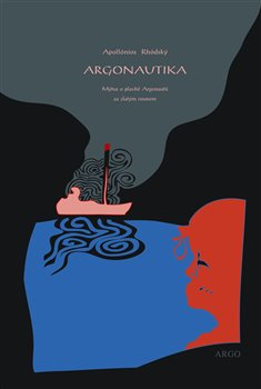 Obálka titulu Argonautika