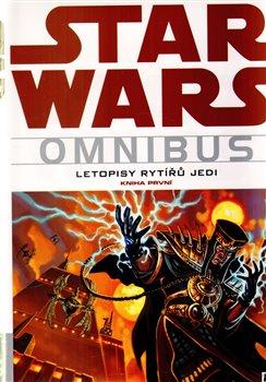 Obálka titulu Star Wars: Letopisy rytířů Jedi
