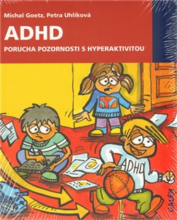 Obálka titulu ADHD