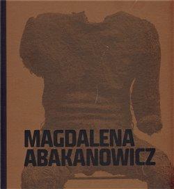 Obálka titulu Magdalena Abakanowicz