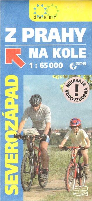 Z Prahy na kole - severozápad - - | Booksquad.ink