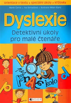 Obálka titulu Dyslexie