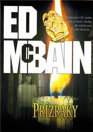 Přízraky - Ed McBain | Booksquad.ink