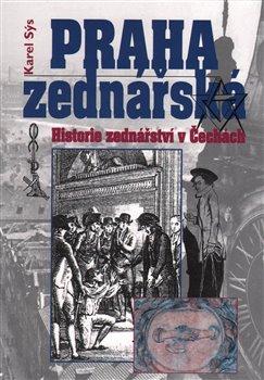 Obálka titulu Praha zednářská