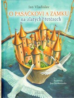Obálka titulu O pasáčkovi a zámku na zlatých řetězech