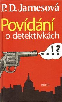 Obálka titulu Povídání o detektivkách