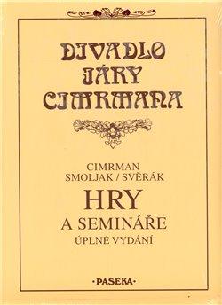 Obálka titulu Hry a semináře