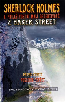 Obálka titulu Sherlock Holmes 4: Poslední střet