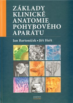 Obálka titulu Základy klinické anatomie pohybového aparátu