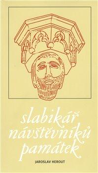 Obálka titulu Slabikář návštěvníků památek