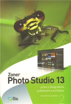 Obálka titulu Zoner Photo Studio 13 - svazek 2
