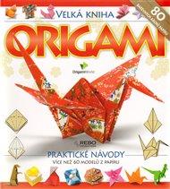 ORIGAMI - velká kniha