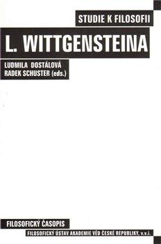 Obálka titulu Studie k filosofii Ludwiga Wittgensteina