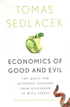 Obálka titulu Economics of Good and Evil
